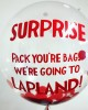 Lapland Reveal Bubble Balloon in a Box!