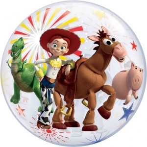 Toy Story Bubble Balloon in a Box
