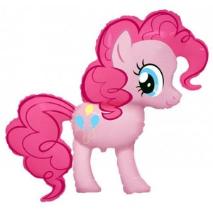 "My Little Pony Foil 39"" Foil Balloon Bunch in a Box!"