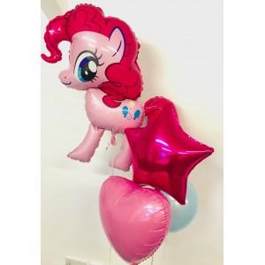 "My Little Pony Foil 39"" Foil Balloon Bunch"