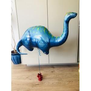 """Dinosaur Apatosaurus 50"""" Foil Balloon"""