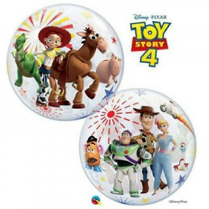 Toy Story 4 Bubble Balloon in a Box