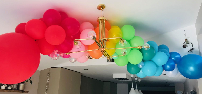 DIY Balloon Garland Kits