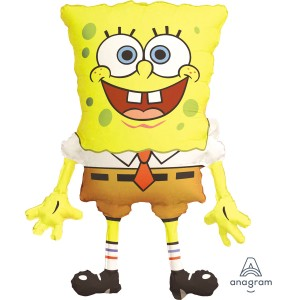 Spongebob Squarepants Foil Balloon