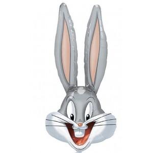 Bugs Bunny Looney Tunes Foil Balloon