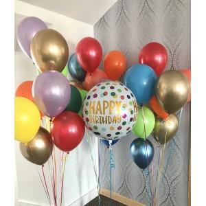 Happy Birthday Orbz Mega Bunch