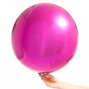 "16"" Pink Orbz Balloon"