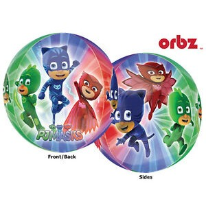 PJ Masks Orbz Balloon in a Box!