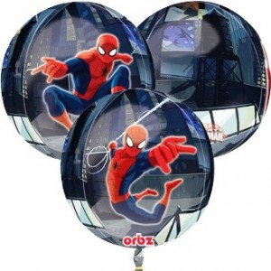 SpiderMan Bubble Balloon in a Box