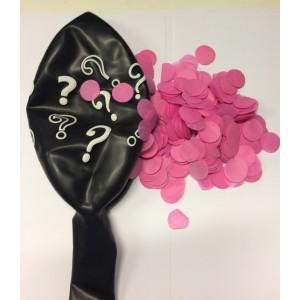 DIY Gender Reveal Balloon Kit - Pink