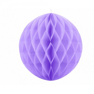 Honeycomb Ball - Lilac - Mini 10cm