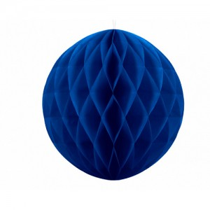 Honeycomb Ball - Navy Blue 20cm
