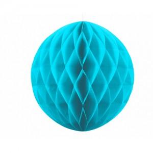 Honeycomb Ball - Turquoise 20cm