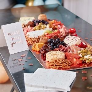 Food Grazing Board Table Kit