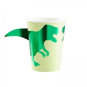Dinosaur Paper Cups