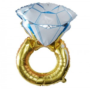 Foil Balloon Ring
