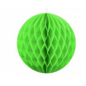 Honeycomb Ball - Green 20cm