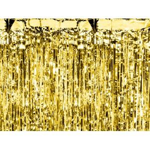 Foil Curtain - Gold