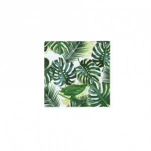 Tropical Leafy Napkins
