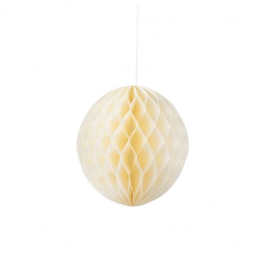 Trio of Honeycomb Decorations - Blossom