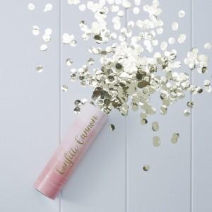 Confetti Cannon Pink Ombre