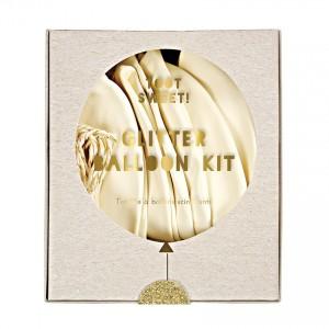 Glitter Balloon Kit