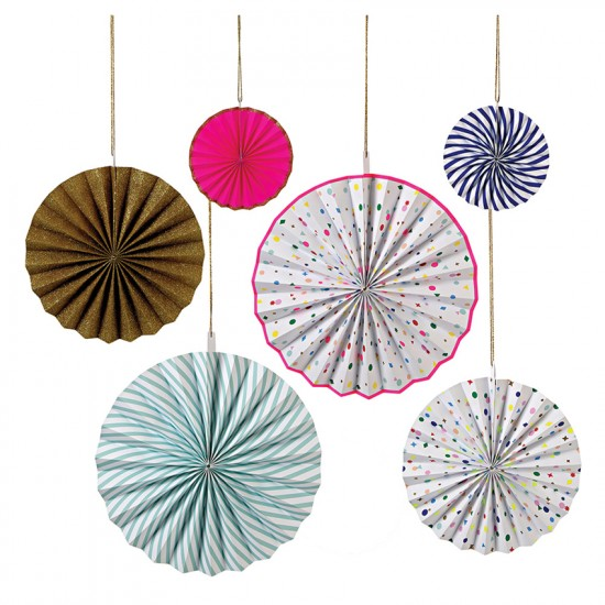 Party Pinwheels 3 Pack