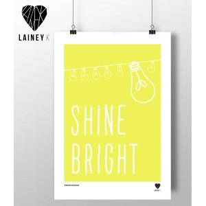 A4 - Shine Bright